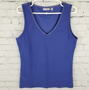 MEXX | stretch sleeveless athletic workout top